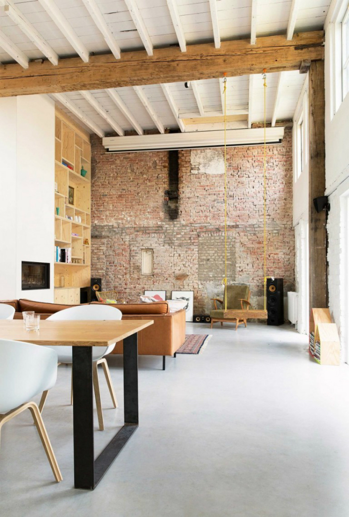 Former Leather Factory Turned Into An Awesome Home 4
