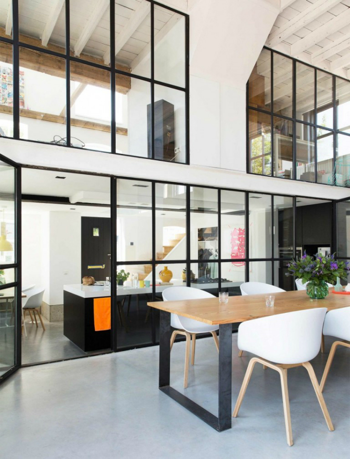Former Leather Factory Turned Into An Awesome Home 8