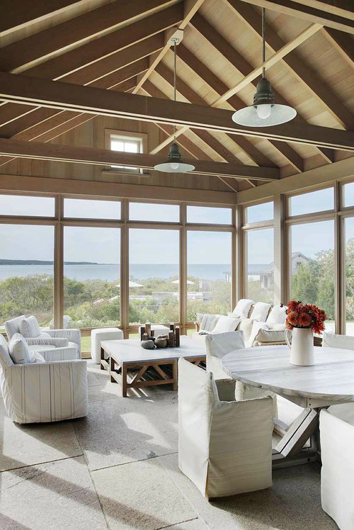 dream beach barn interior 13