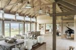 dream beach barn interior