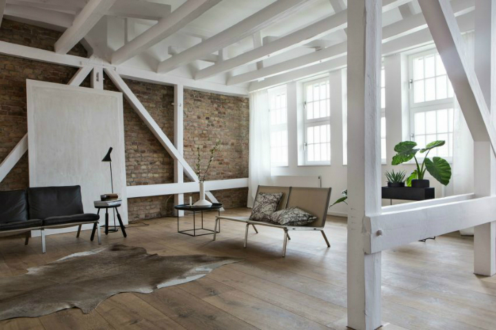 Minimalist Loft In Berlin 3
