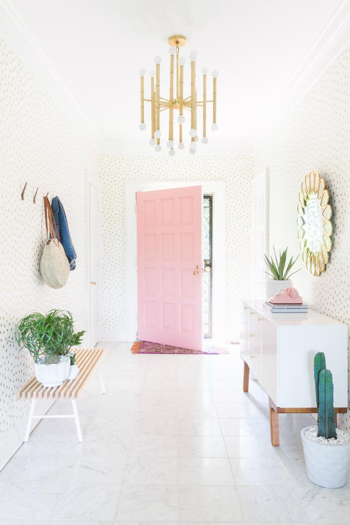 pastel interior design 4