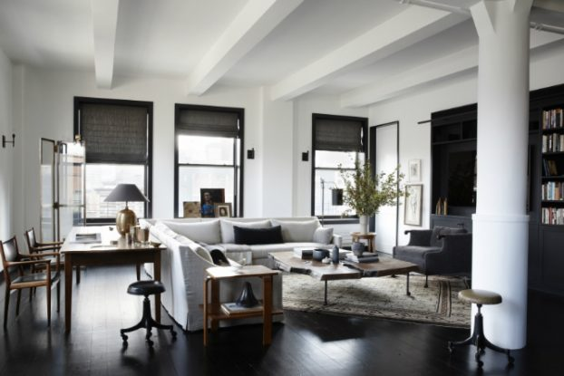 Creative Family New York Loft interior design