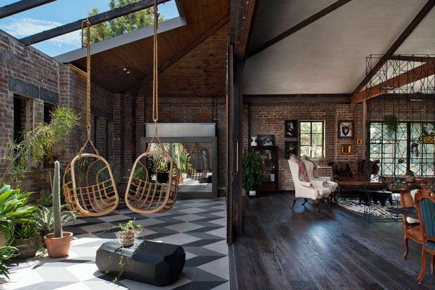 Innovative and Cutting-edge interior