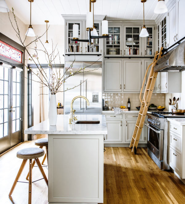 Modern Chic With Classic Victorian's Historic Details