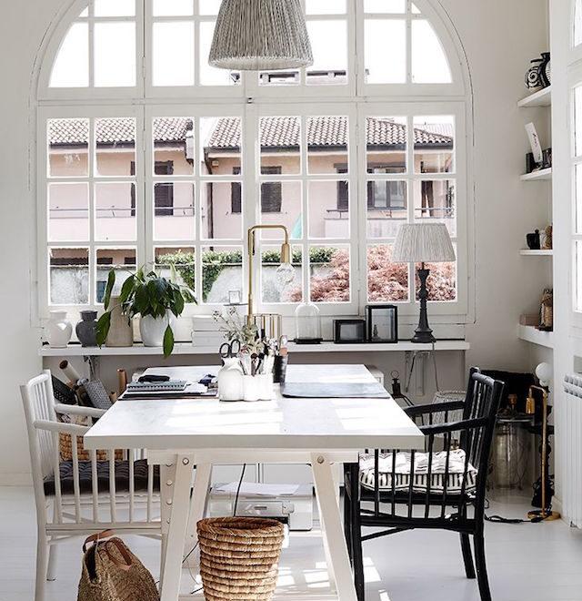 Scandinavian Home In Italy
