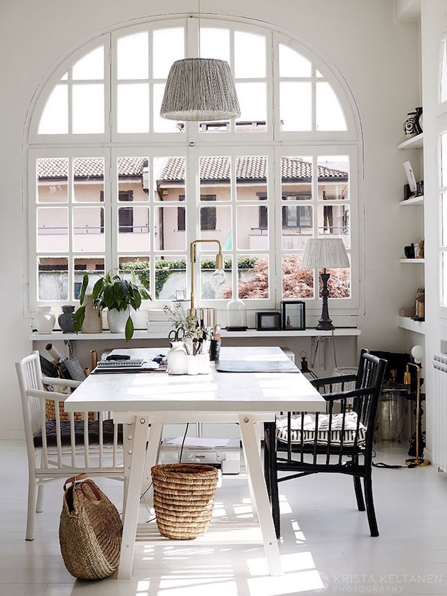 A Scandinavian Home In Italy - Decoholic