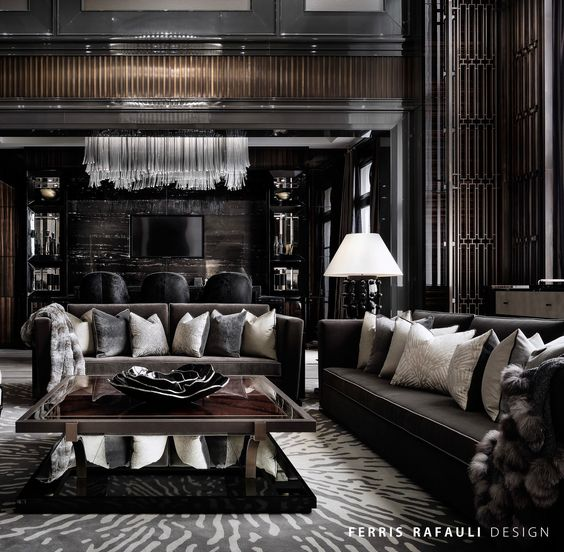 Ultra Luxury Interiors by Ferris Rafauli 3