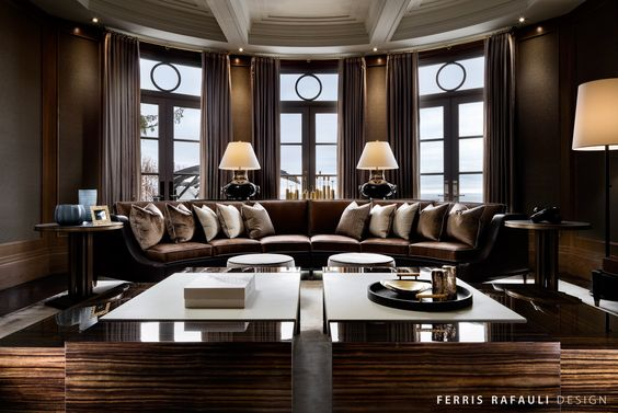 Ultra Luxury Interiors by Ferris Rafauli 5