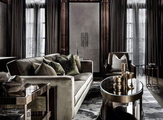 Ultra Luxury Interiors by Ferris Rafauli