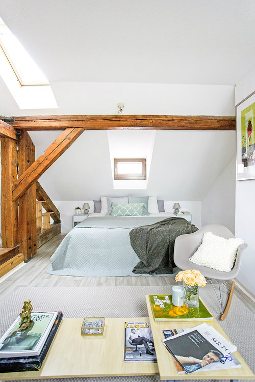 Attic Apartment 5
