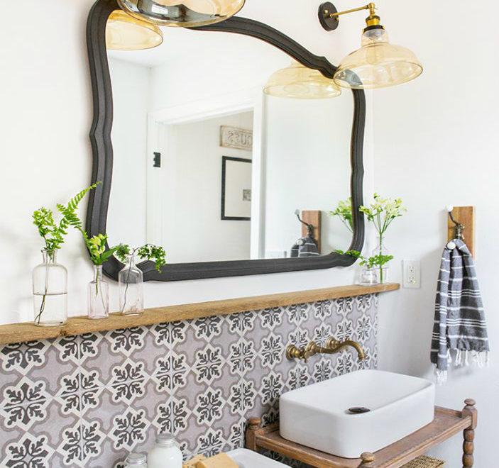 Charming Cottage Home interior design 18