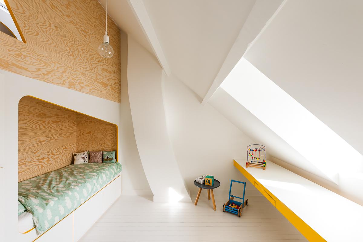 Brillant Minimalist House Bed 5