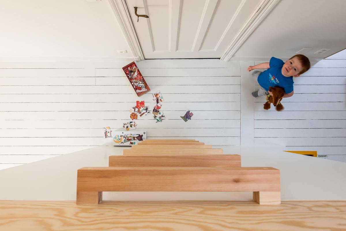 Brillant Minimalist House Bed 6
