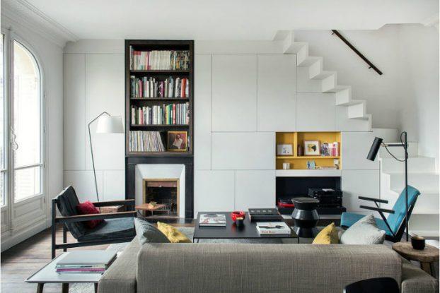 Minimalistic But Still Cosy Home interior
