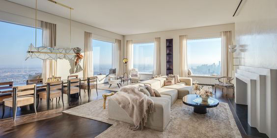 $82 Million New York Apartment With Breathtaking View 12