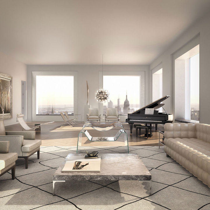 $82 Million New York Apartment With Breathtaking View