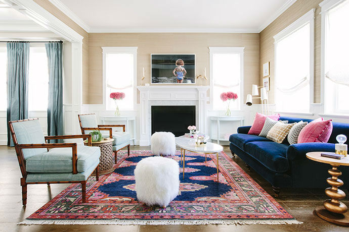 Bright California Home With An Earthy Glamour 3