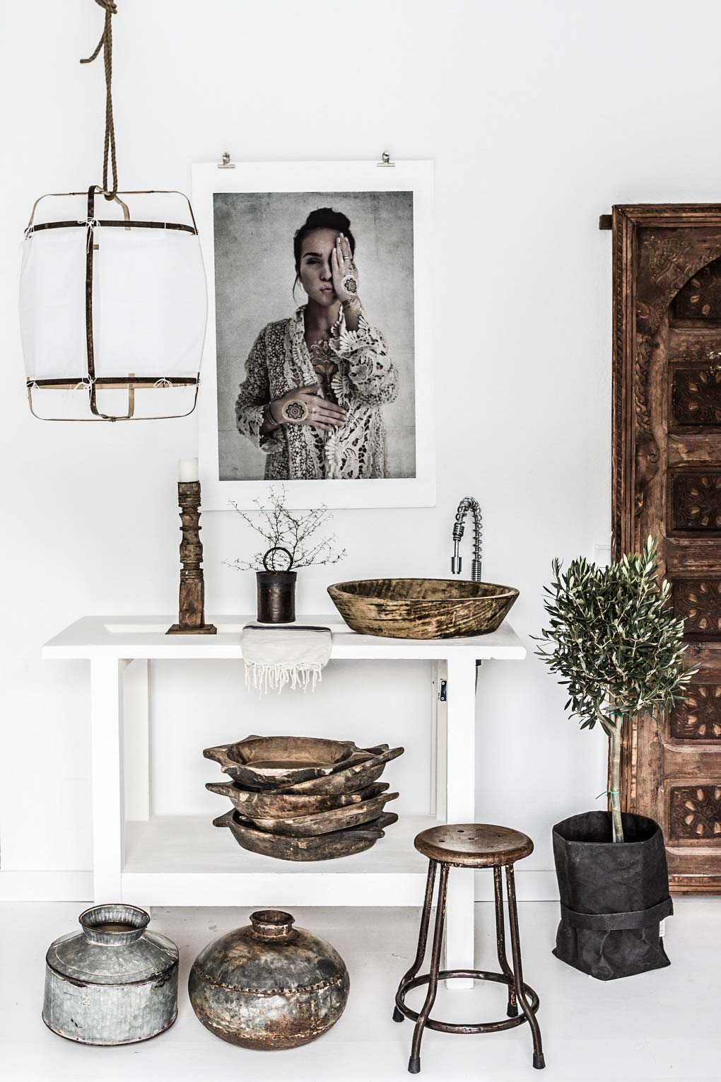 Ethnic Design With Scandinavian Simplicity - Decoholic