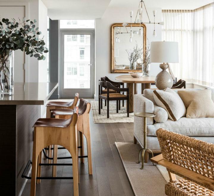 Insignia Condo interior design