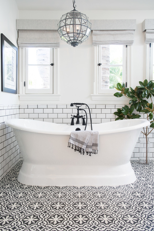 1930s Spanish bathroom Revival Remodel 2