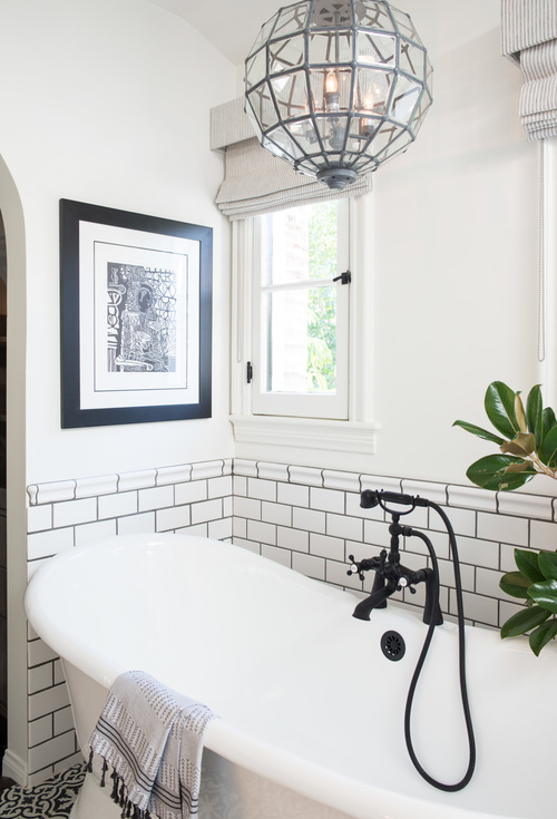 1930s Spanish bathroom Revival Remodel 5