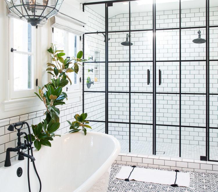 1930s Spanish bathroom Revival Remodel