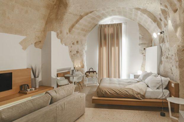 la dimora di metello hotel interior in the rocks