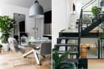 modern Scandinavian style apartment interior design