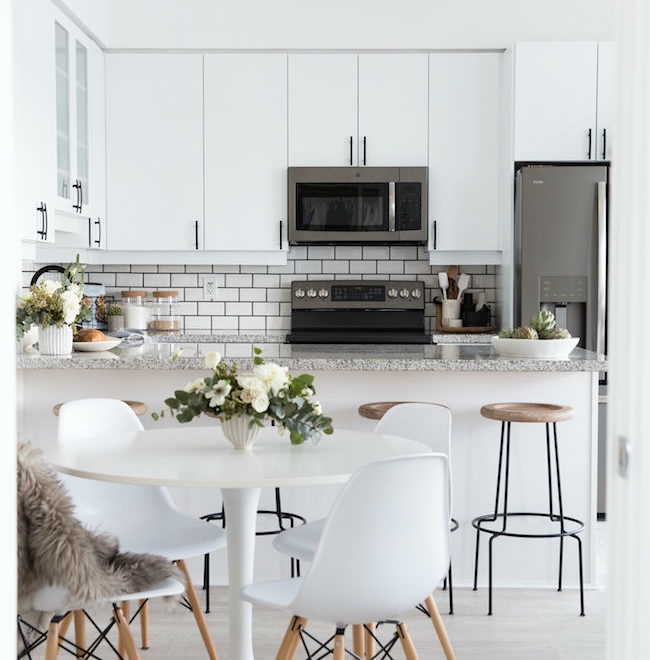 simple and sophisticated interior design