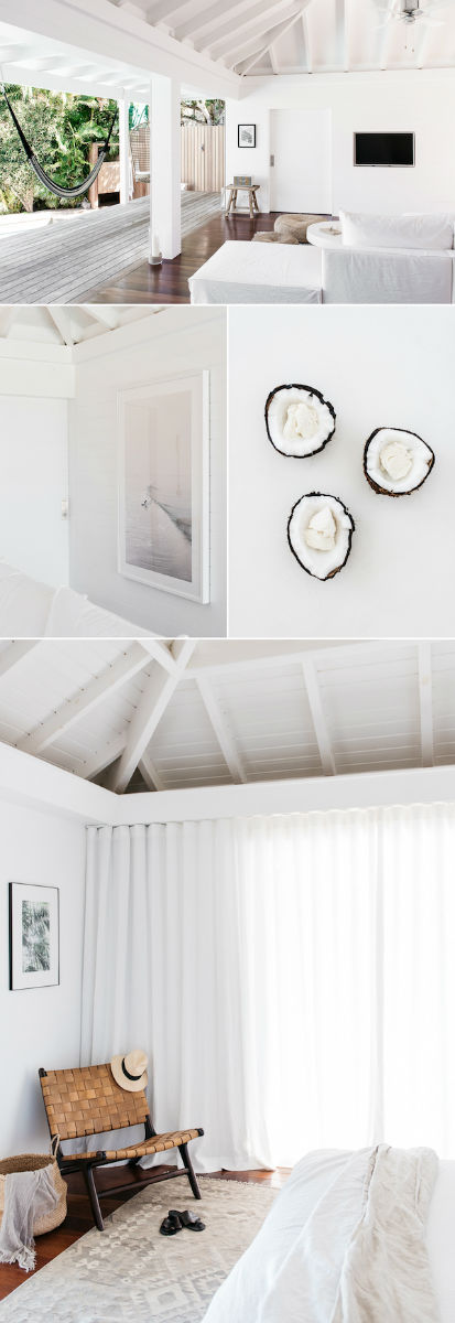 All White Vacation Home 3