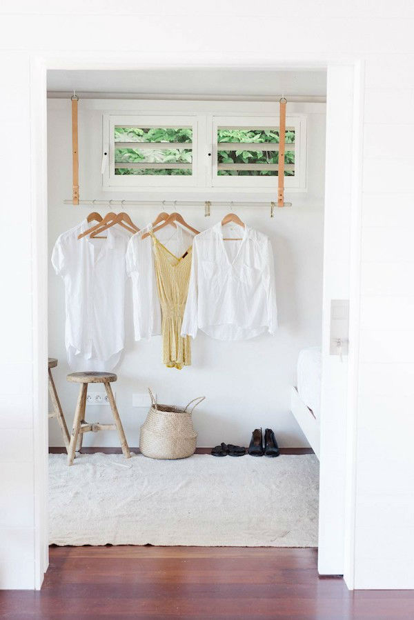 All White Vacation Home 13