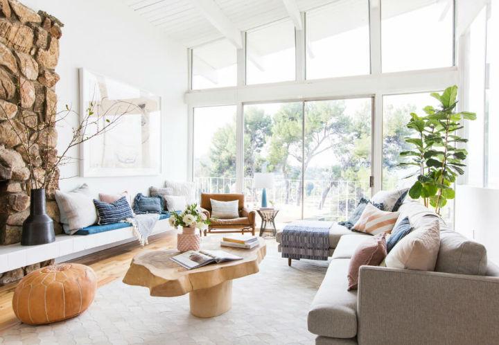 Emily Henderson's Living Room 12