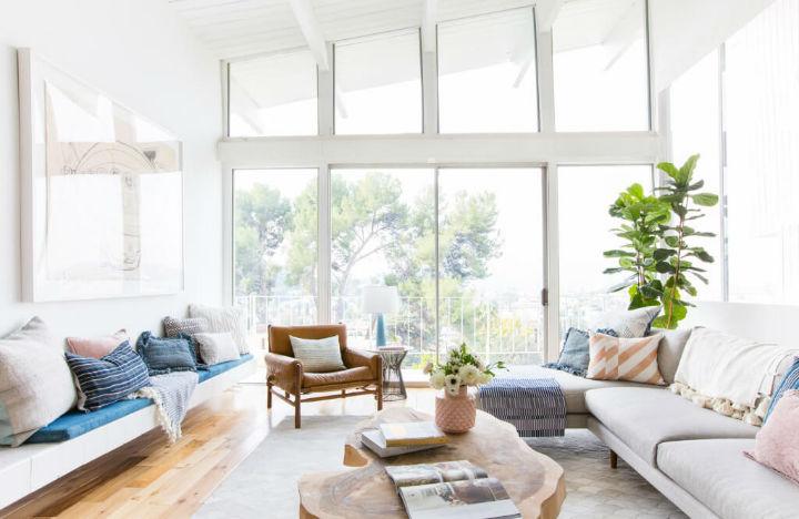 Emily Henderson's Living Room 2