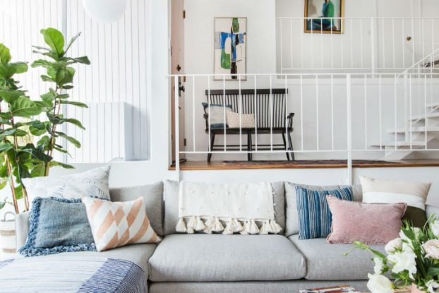 Emily Henderson's Living Room 4