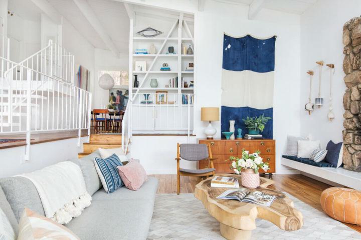 Emily Henderson's Living Room 7