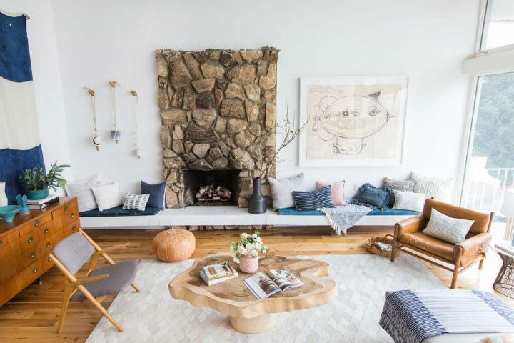 Emily Henderson's Living Room 9
