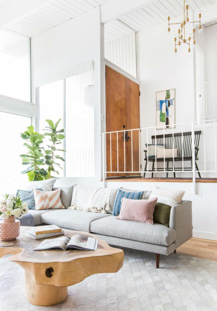 Emily Henderson's Living Room