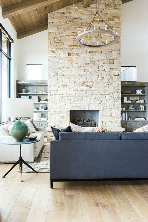Rustic Meets Modern in Mountain Home 3