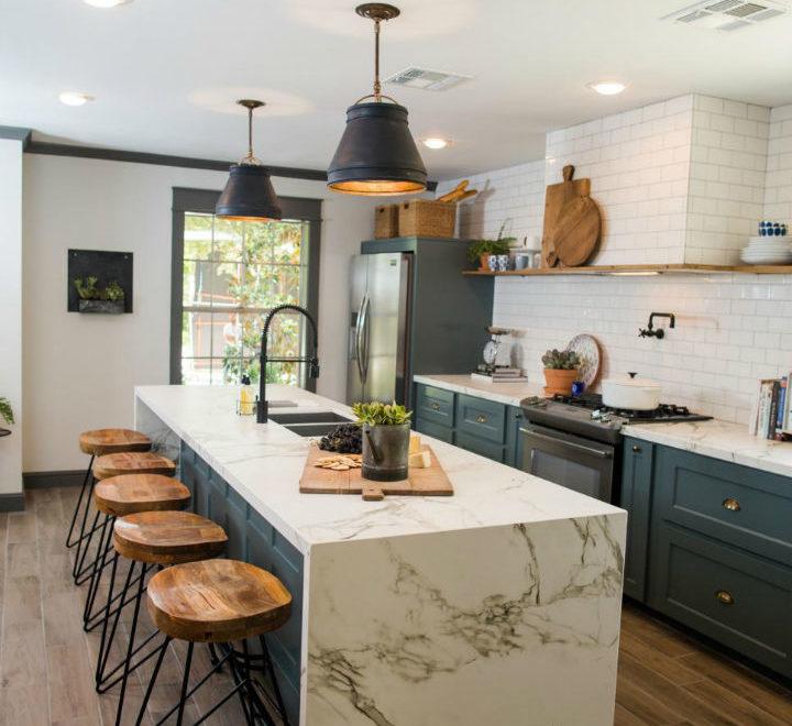 Suburban '70s House Turned Into a Romantic Retreat
