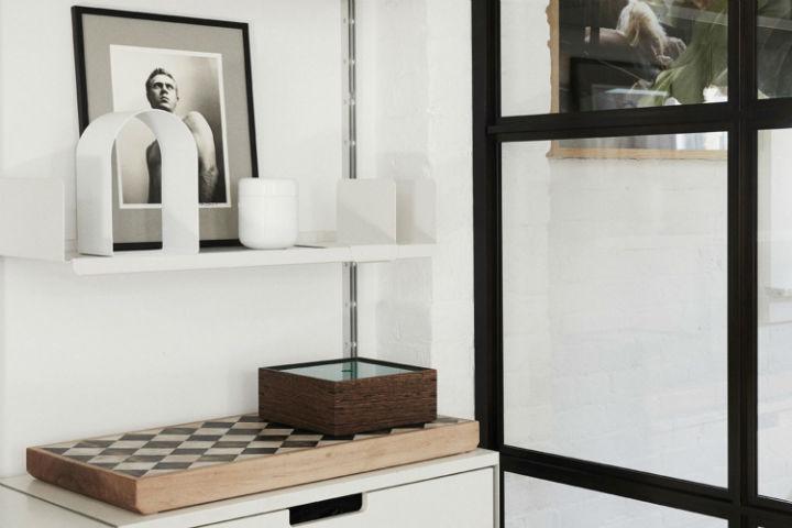Scandinavian Minimalism Meets The Rough Aesthetics in New York 11