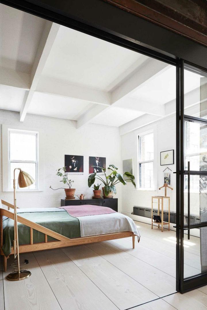 Scandinavian Minimalism Meets The Rough Aesthetics in New York 15