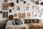 Happy Bohemian Home interior