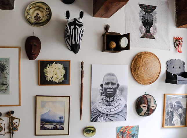 Happy Bohemian Home interior 6