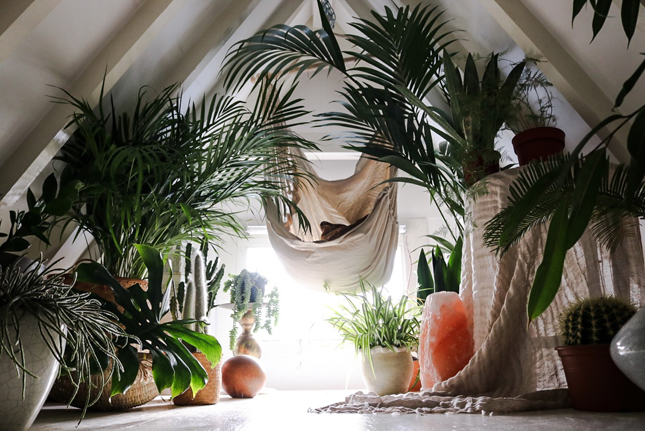 Happy Bohemian Home interior 9