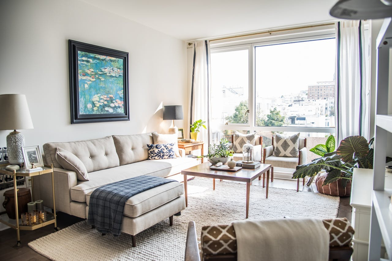 Mix and Match Neutral Apartment 3