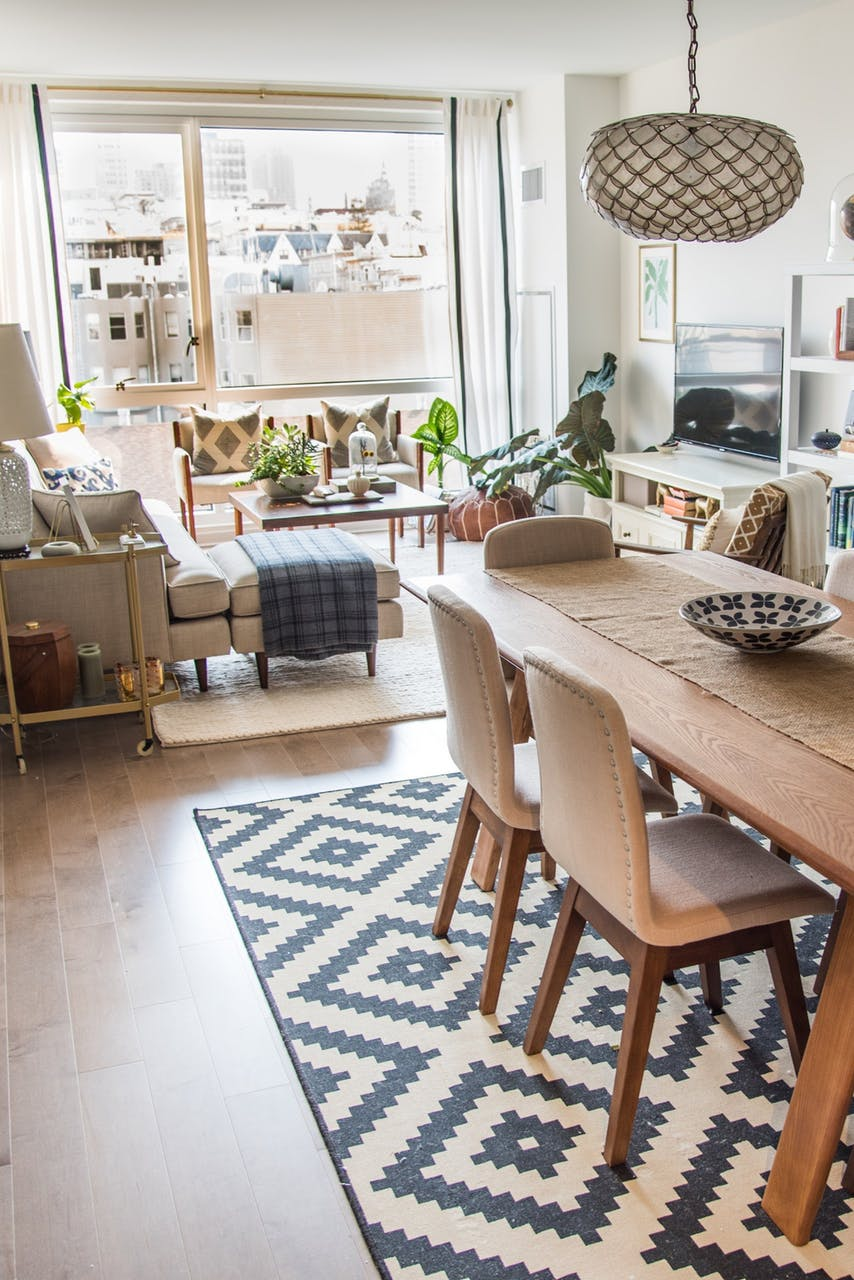 Mix and Match Neutral Apartment 5