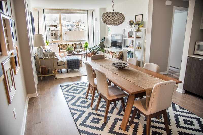 Mix and Match Neutral Apartment 10