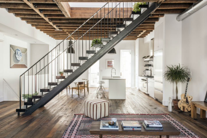 Open Loft-like Family Home With a Relaxed Feeling 3