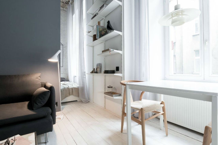 Exquisite Small Apartment 10